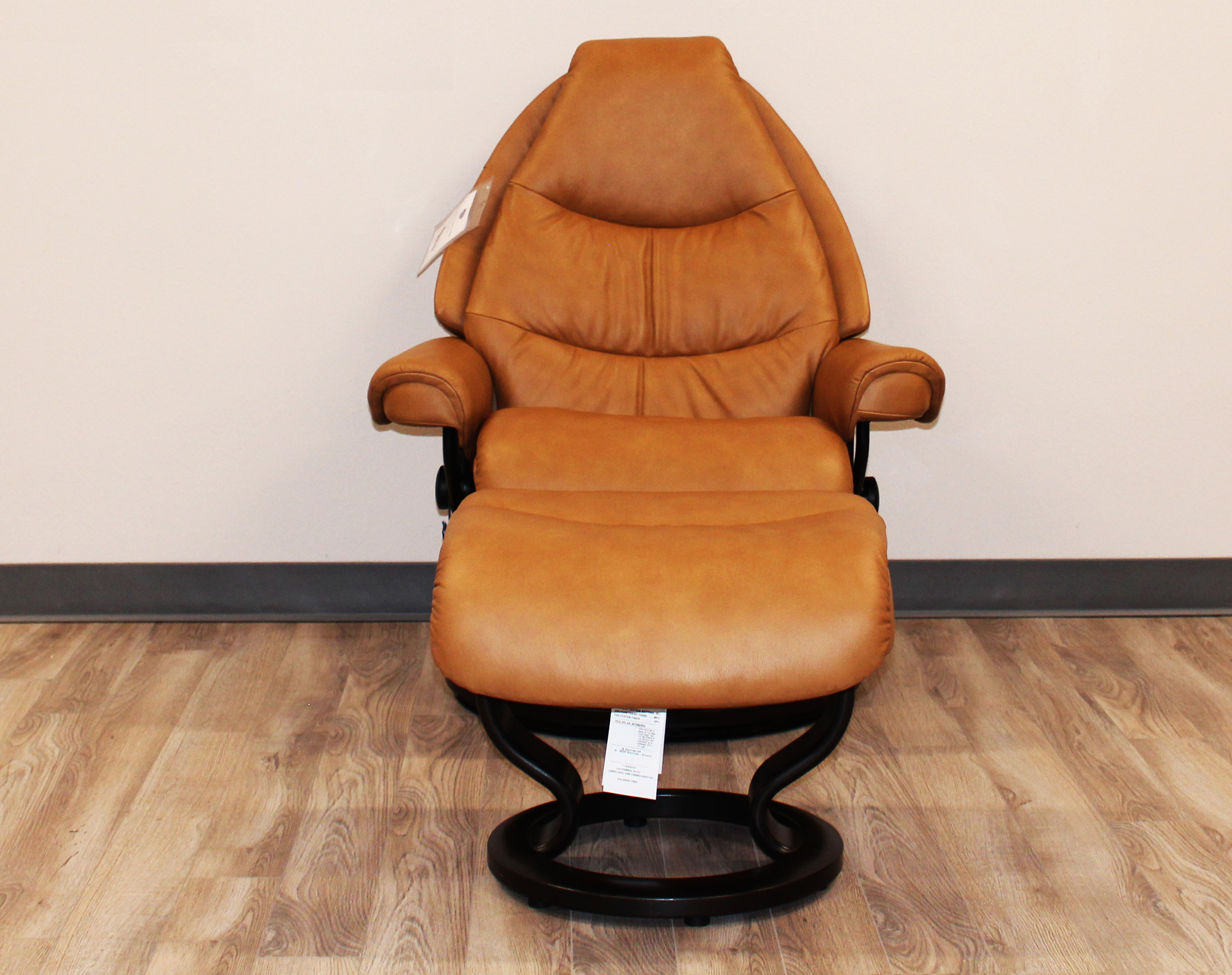 Stressless Voyager Paloma Taupe Leather By Ekornes Stressless Voyager Palom