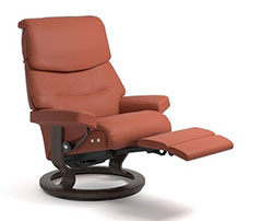 Stressless Capri Power LegComfort Classic Recliner Chair