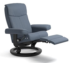 Stressless Peace Power LegComfort Classic Recliner Chair