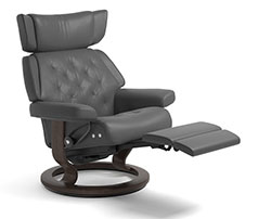 Stressless Skyline Power LegComfort Classic Recliner Chair