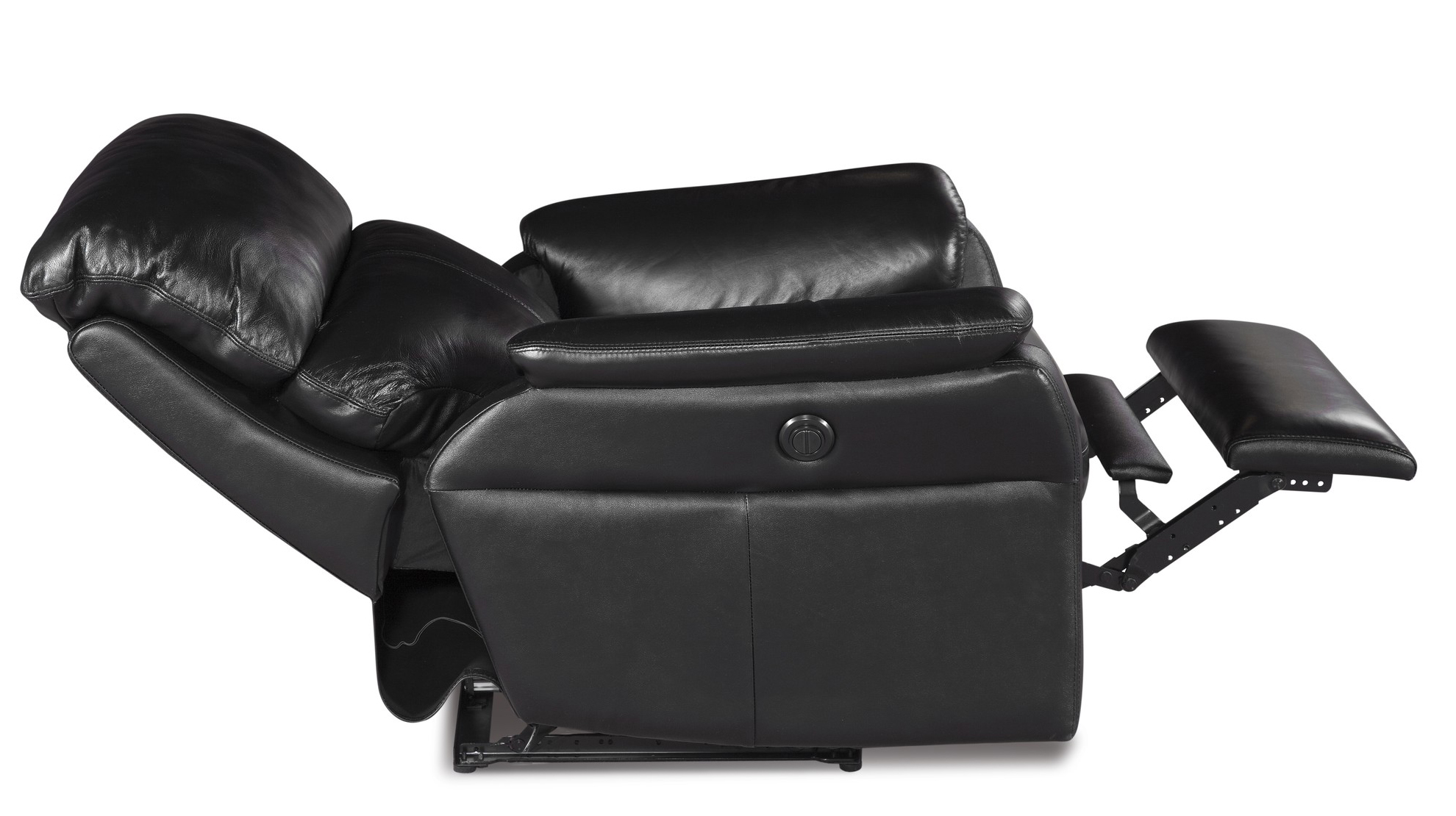 Barcalounger Recliner Cross II Chair Reclined Power Tivoli Ebony Black Leather  sc 1 st  Vitalityweb.com & Barcalounger Cross II Wall Proximity Hugger Lay Flat Recliner ... islam-shia.org
