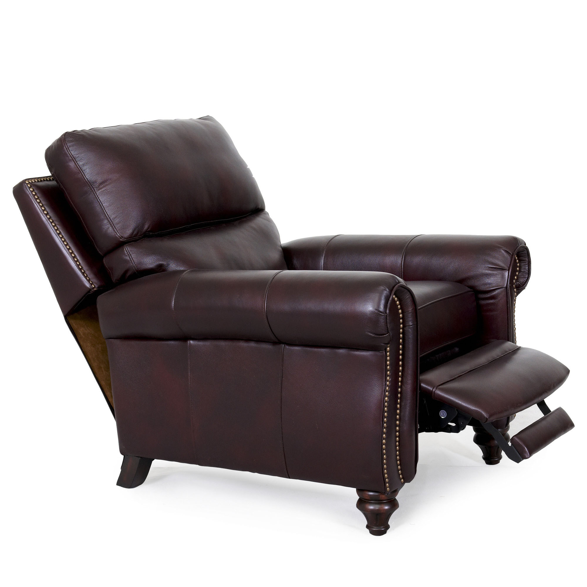 Barcalounger Dalton II Recliner Chair - Leather Recliner Chair ...