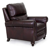 Barcalounger Vintage Classic Leather Recliner Chair
