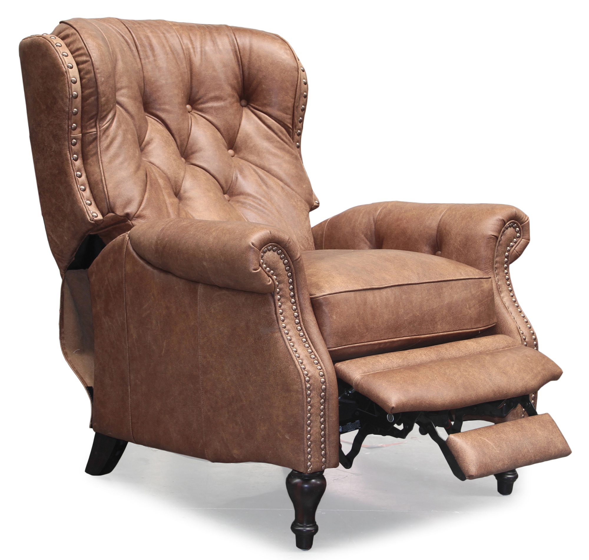 barcalounger kendall ii recliner chair leather recliner chair rh vitalityweb com