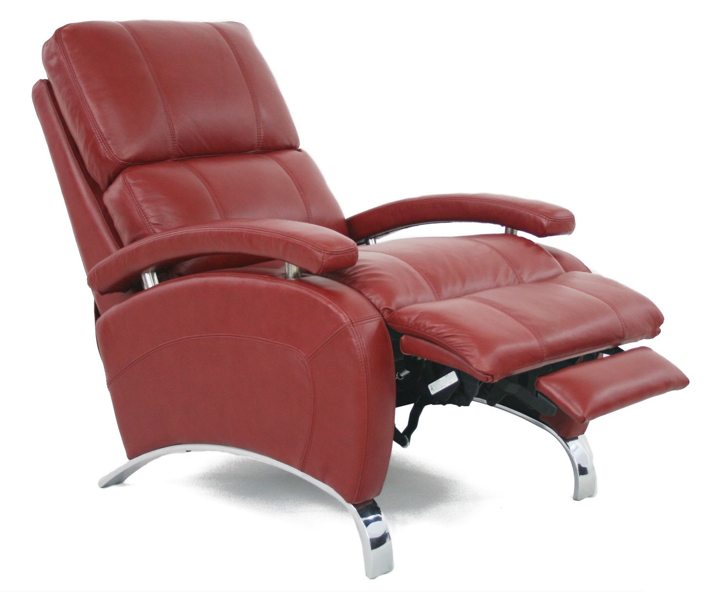 reclining drop recliner in tilt chairs geriatric lumex htm chair p space arm