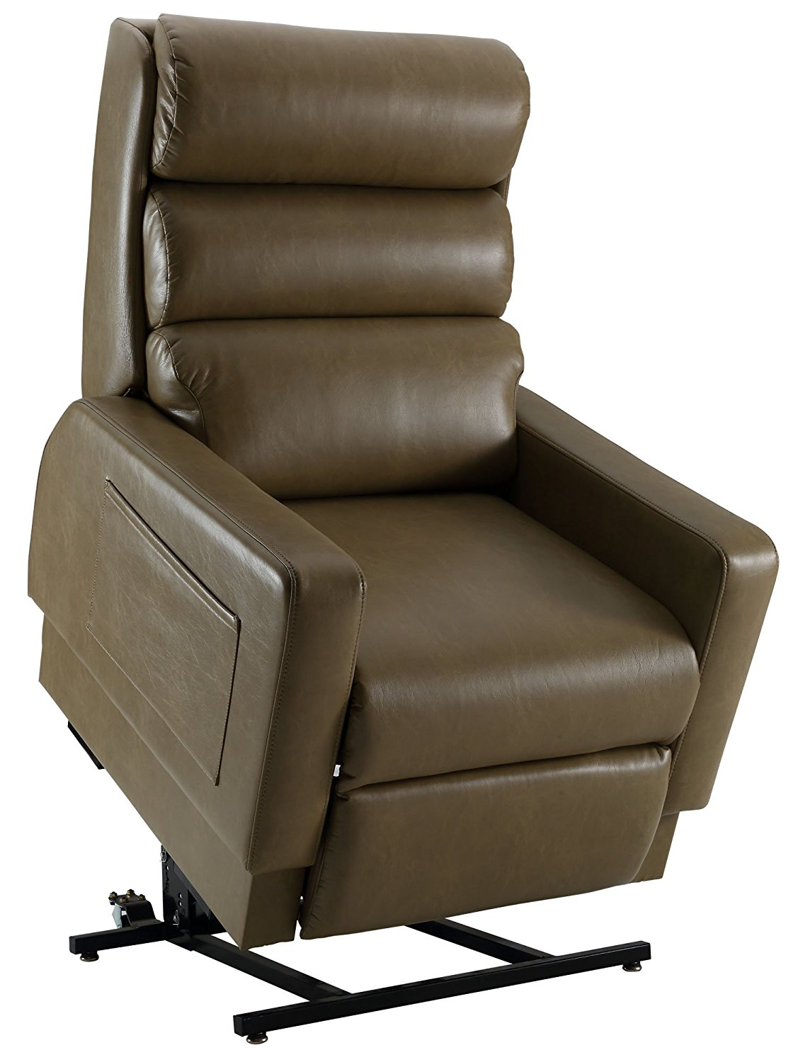 cozzia mc520 layflat infinite position lift chair recliner