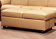 Stressless Double Ottoman Paloma Sand Leather