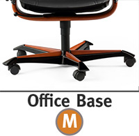 Stressless Nordic Office Desk Chair Wood Accent Base