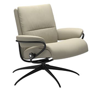 Stressless Tokyo Low Back Recliner Chair by Ekornes