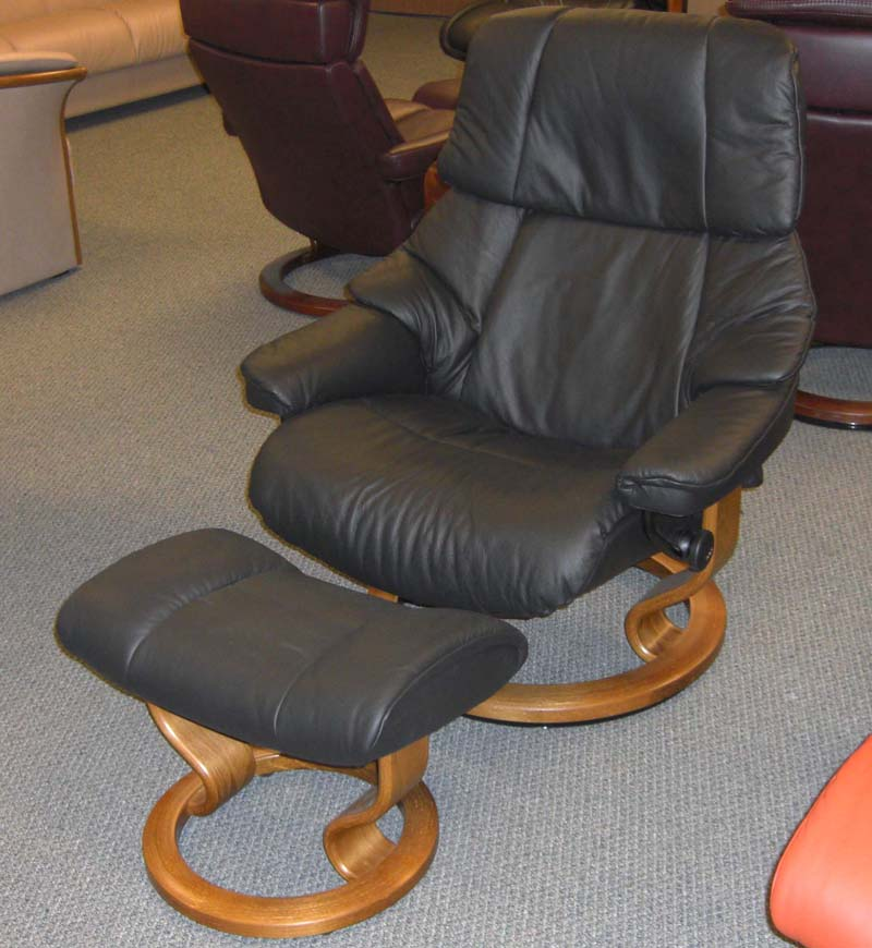 Stressless Leather Recliners Stressless Skyline Signature