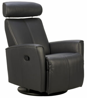 Fjords Atlantis Ergonomic Swing Recliner Chair Norwegian Scandinavian Lounger.  sc 1 st  Vitalityweb.com & Fjords Atlantis Ergonomic Electric Recline Power Swing Recliner ... islam-shia.org