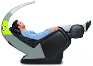 Human Touch ZeroG 2.0 Immersion Massage Chair Recliner   Introducing The  Human Touch™ ZeroG 2.0 Immersion Massage Chair From Human Touch.