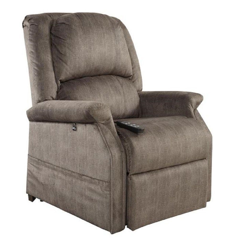 Easy chair recliner - As 3001 Putty Fabric