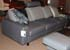Stressless E200 3 Seat Sofa in the Paloma Rock Leather
