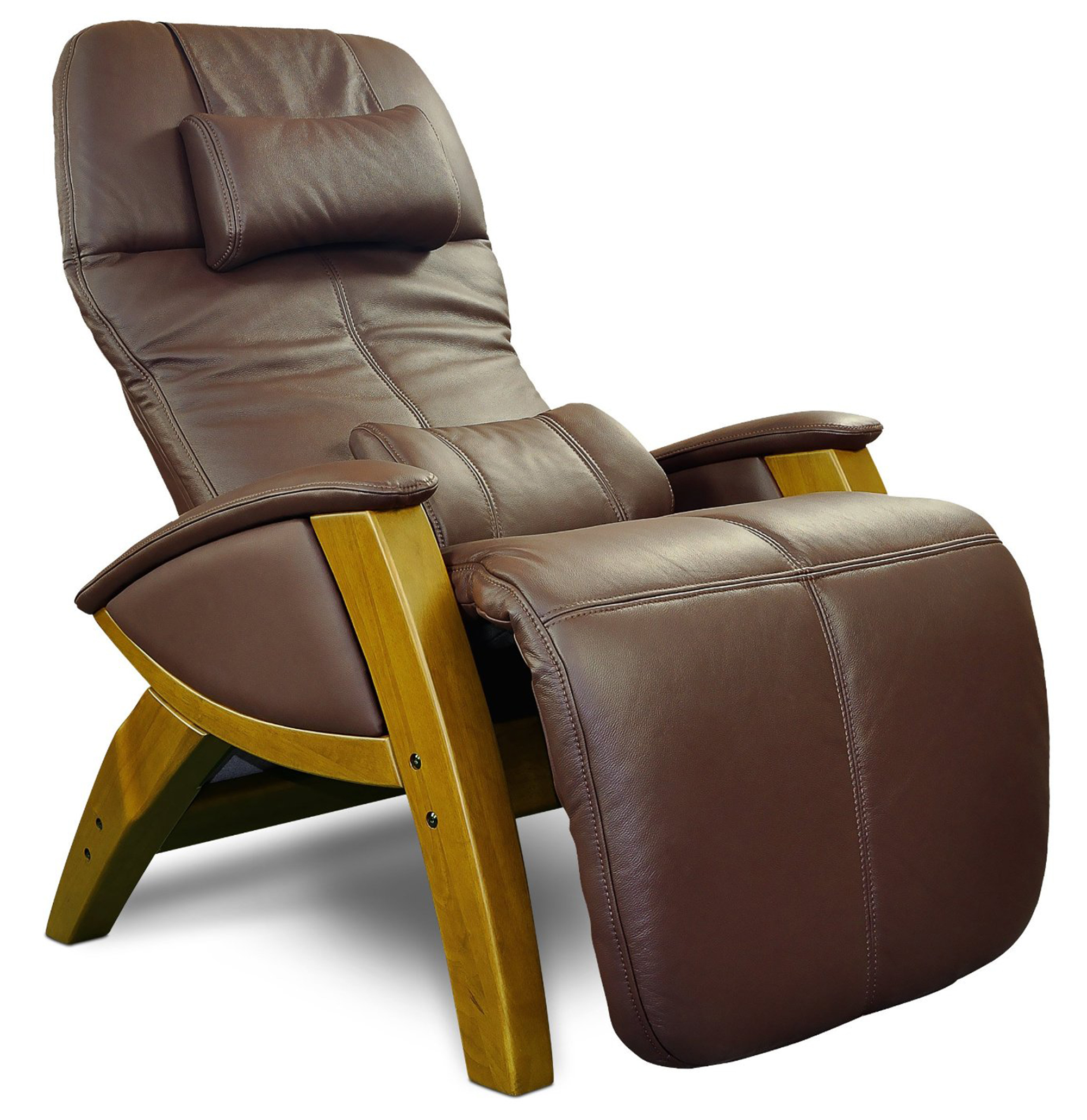 Svago SV410 Benessere Chair Chocolate Leather Zero Gravity Recliner  sc 1 st  Vitalityweb.com & Svago SV410 Benessere Zero Gravity Leather Recliner Chair islam-shia.org