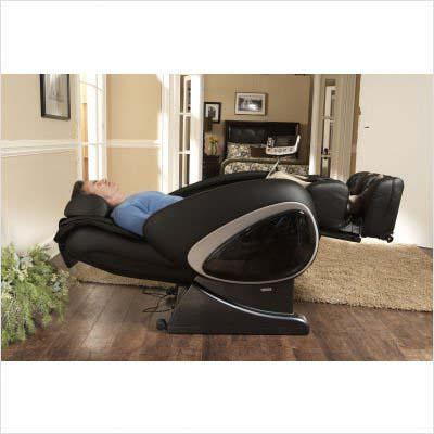 Charming Cozzia 16027 Feel Good Shiatsu Zero Gravity Massage Chair Recliner