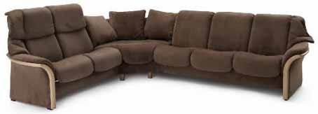 Stressless Eldorado High Back Leather Sofa Loveseat Sectional Recliner Chair