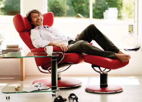 ekornes stressless jazz recliner chair lounger ekornes. Black Bedroom Furniture Sets. Home Design Ideas