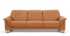 Stressless Paradise Low Back Sofa, LoveSeat, Chair and Sectional by Ekornes