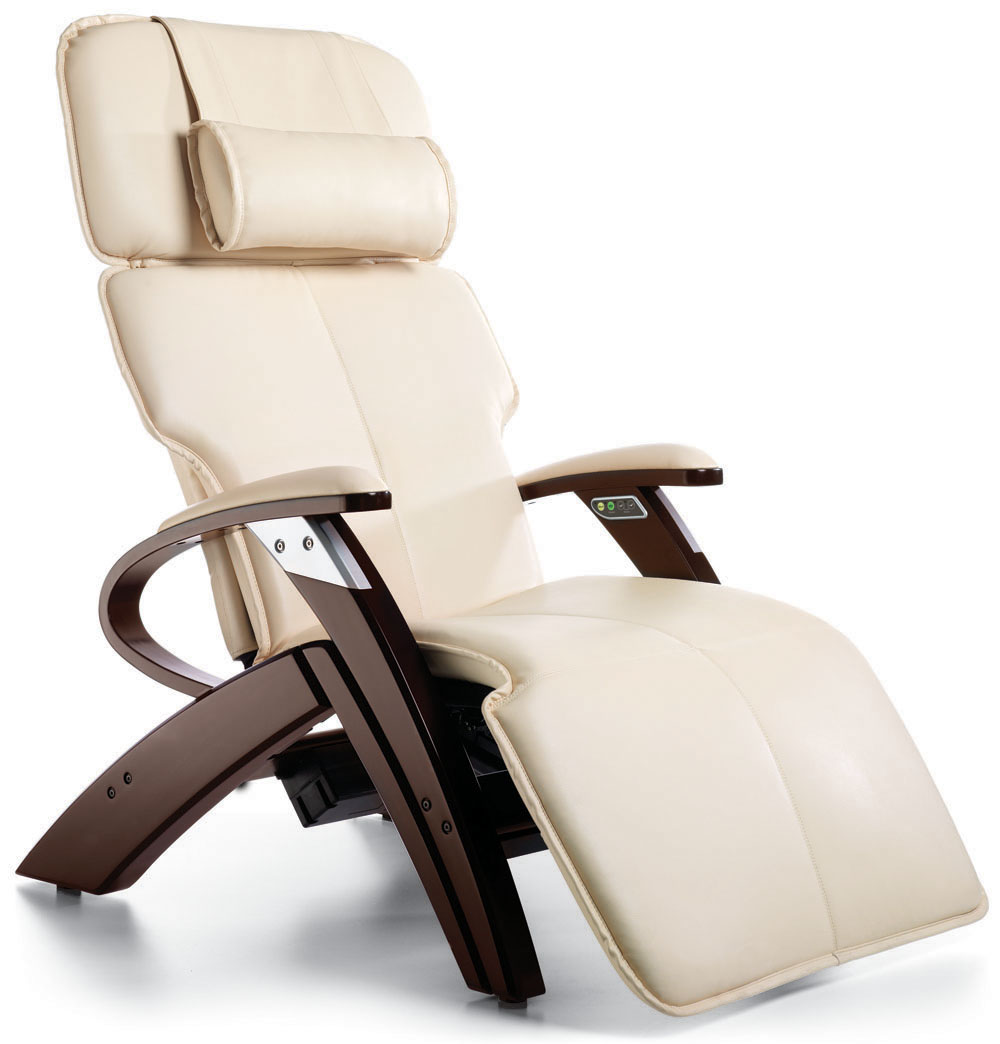 ivory power electric recline 551 vinyl zero gravity recliner chair with massage - Recliner Chair