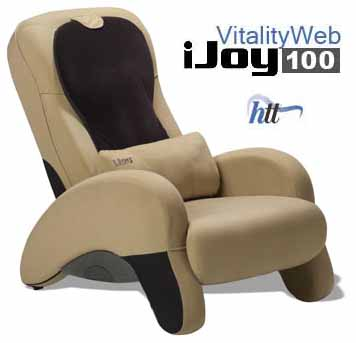ijoy 100 Massage Chair Camel Tan Color