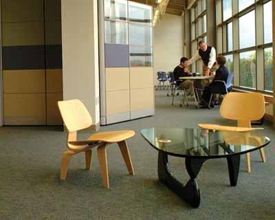 Herman Miller Noguchi Table.