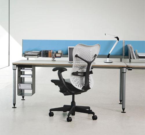Herman Miller Seating   Aeron, Mirra, Embody, Celle, Sayl And Eames Home  Office Task Desk Ergonomic Chair. Envelop Desk By Herman Miller.