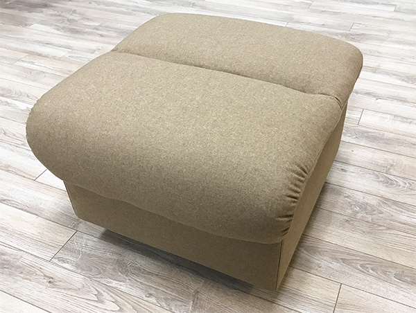 Stressless Large Soft Ottoman Fabric