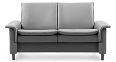 Stressless Aurora 2 Seater Low Back LoveSeat Sofa and Sectional by Ekornes