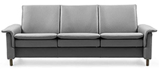 Stressless Aurora 3 Seater Low Back Sofa, LoveSeat and Sectional by Ekornes