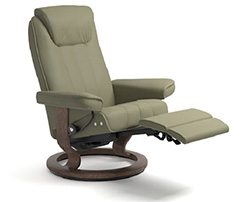 Stressless Bliss Power LegComfort Classic Recliner Chair