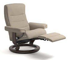 Stressless Nordic Power LegComfort Classic Recliner Chair