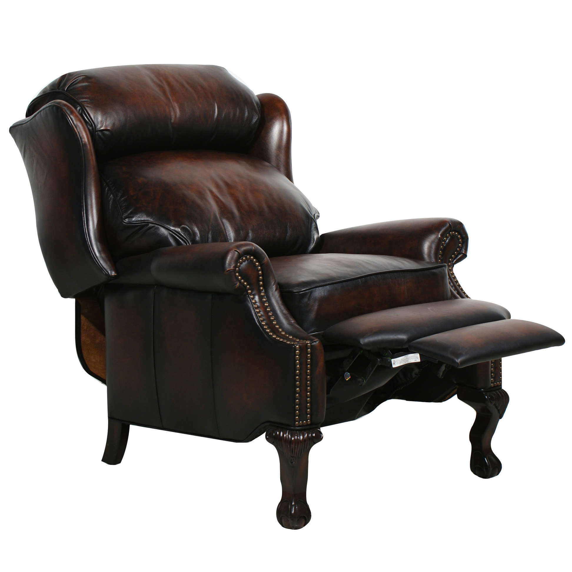 luxury leather recliner chairs. barcalounger danbury ii recliner chair luxury leather chairs c