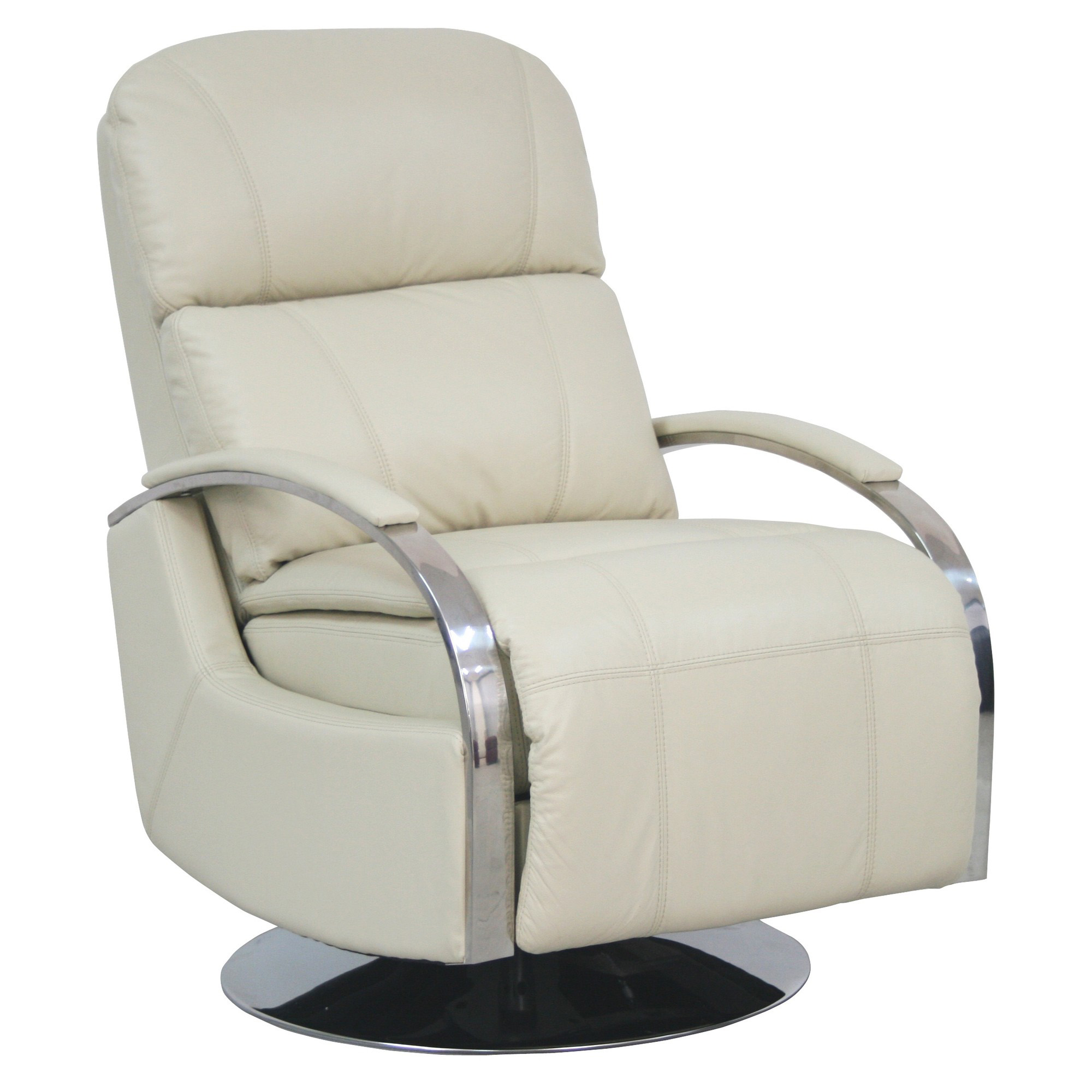 Barcalounger Regal II Leather Recliner Chair - Leather Recliner ...