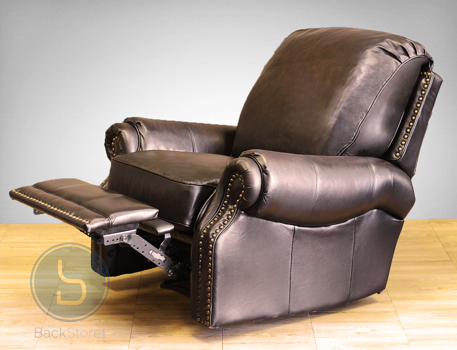 Barcalounger Premier Ii Recliner Chair Chaps Saddle Leather