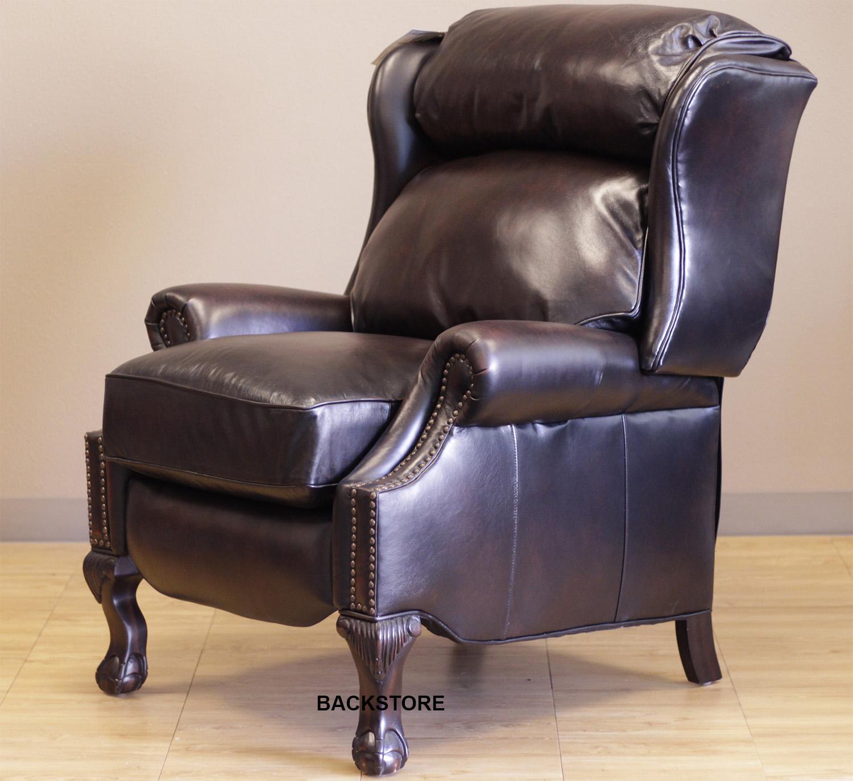 Barcalounger Danbury Ii Recliner Chair Leather Recliner