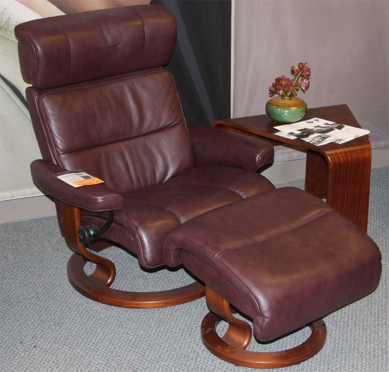 Stressless Memphis Medium Recliner Chair Ergonomic Lounger