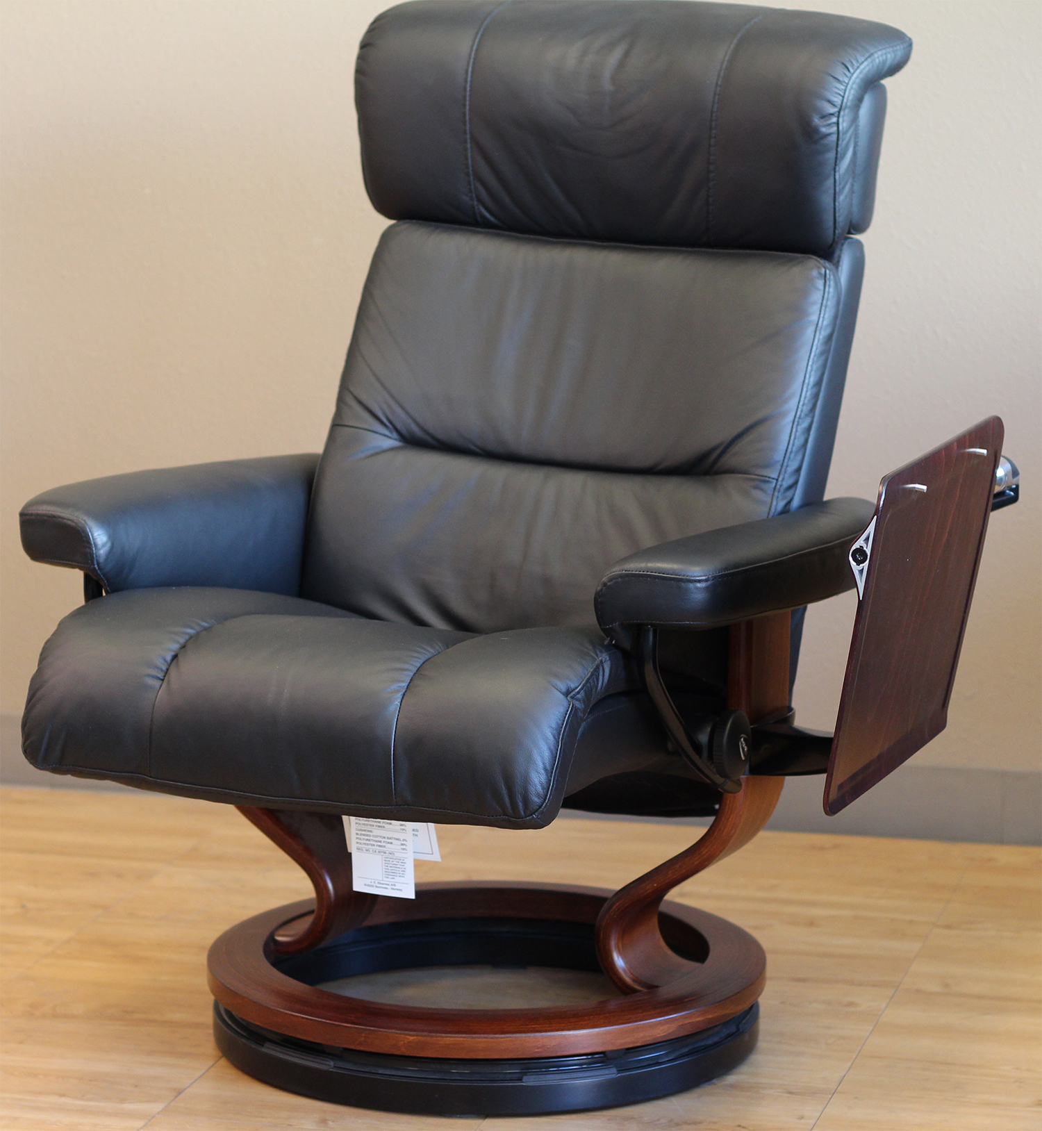stressless recliner elevator ring for ekornes chairs. Black Bedroom Furniture Sets. Home Design Ideas