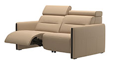 Stressless Emily 2 Seat High Back Sofa Loveseat Sectional by Ekornes