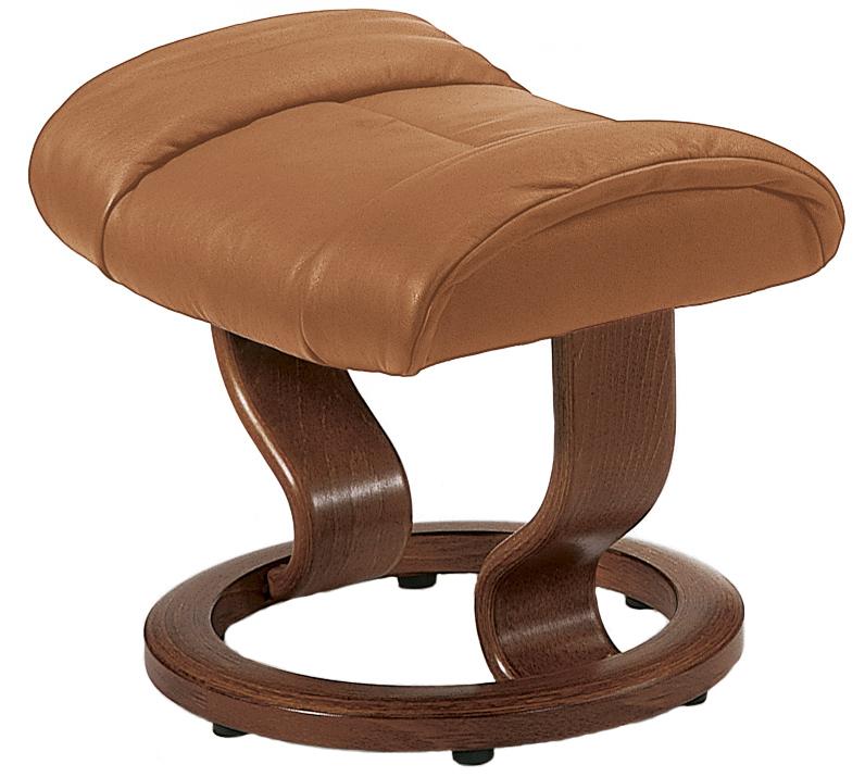 stressless recliner chair ottoman only