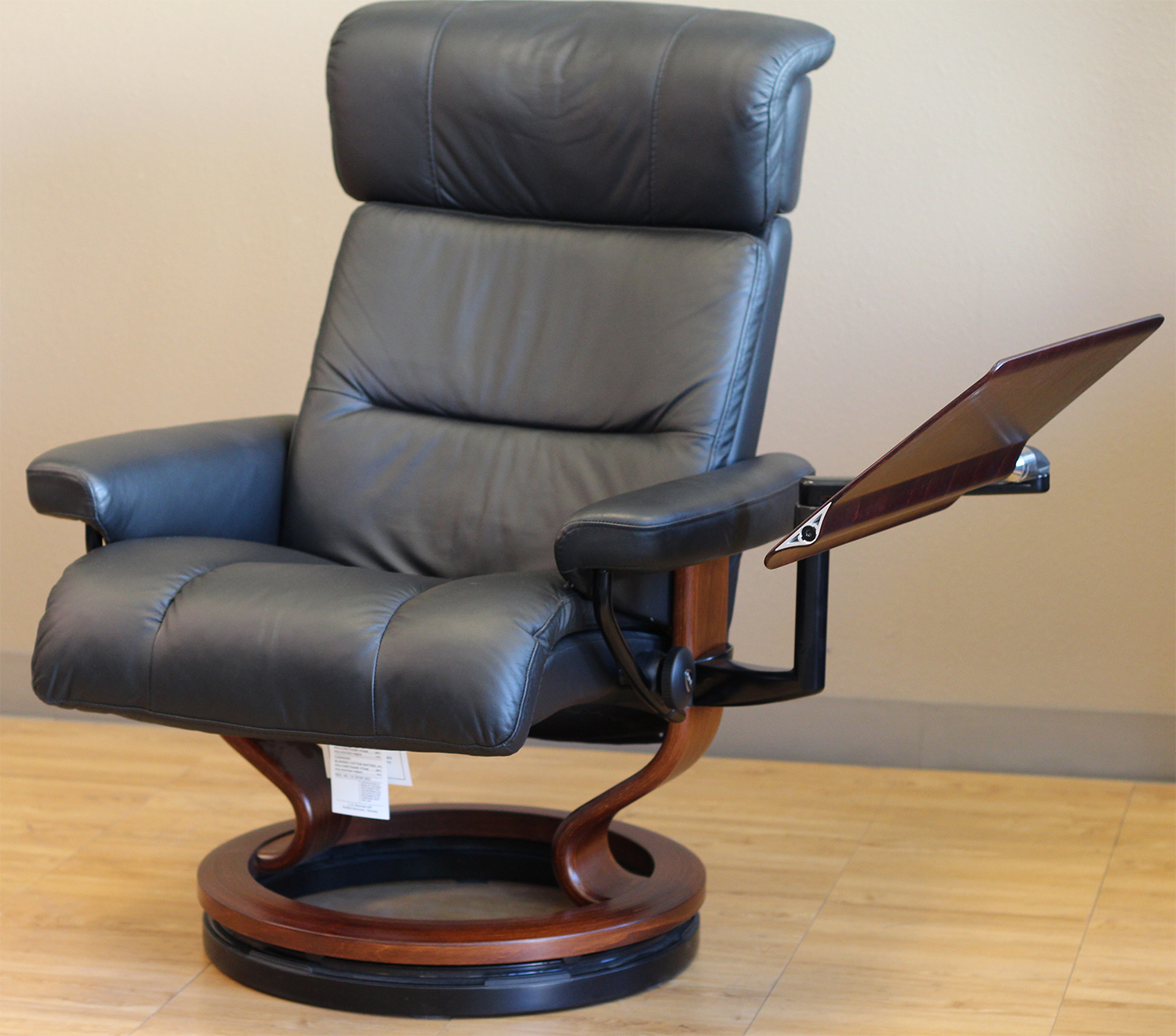 Stressless Recliner Personal Computer Laptop Table For Ekornes Chairs Ekornes Stressless