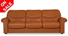 Stressless Liberty Low Back Sofa, LoveSeat, Chair and Sectional by Ekornes
