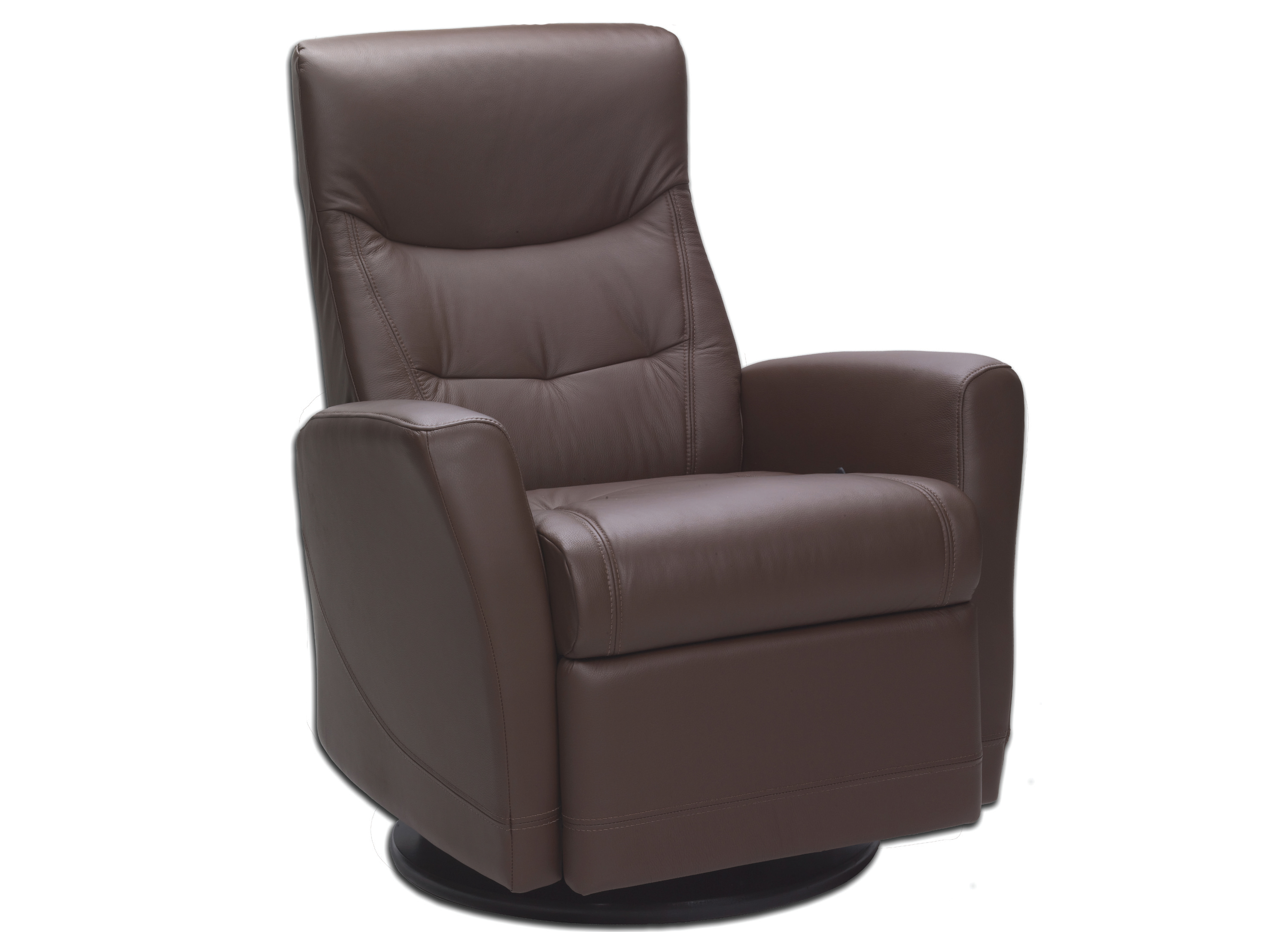 Gentil Fjords Oslo Ergonomic Swing Recliner Chair Norwegian Scandinavian Lounger.