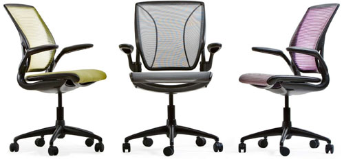 Humanscale Diffrient World Home Office Chair Ergonomic