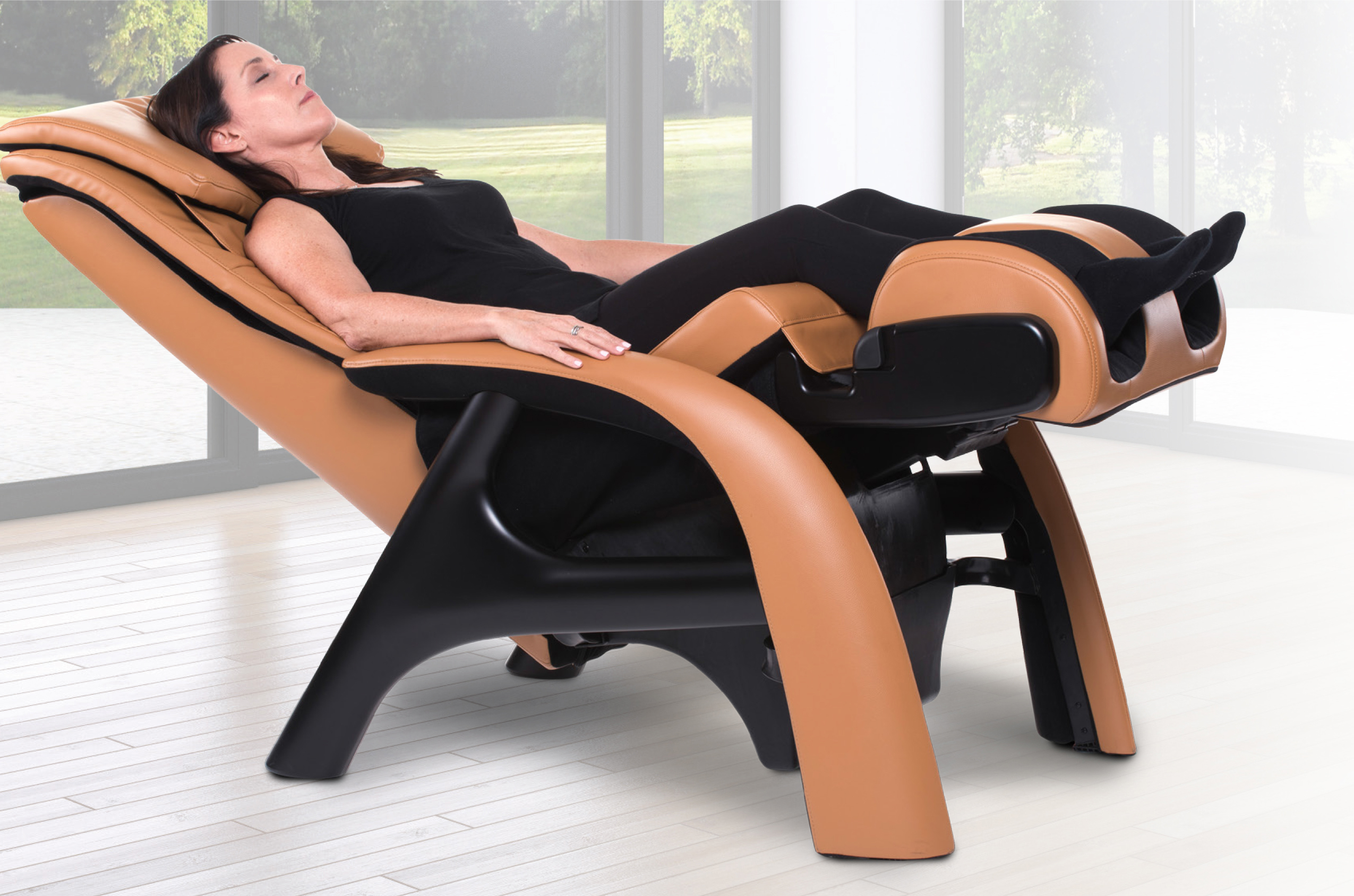 Human touch zerog volito zero gravity massage chair recliner for Chair chair chair