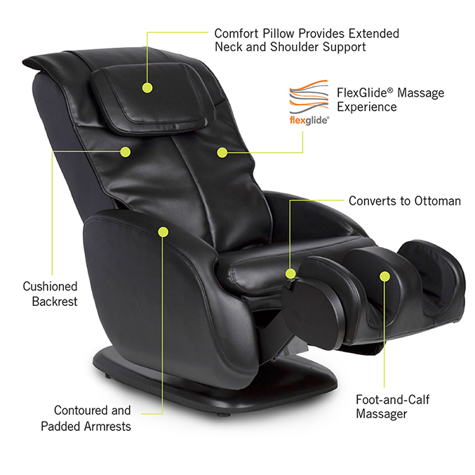 wholebody 5 0 massage chair recliner by human touch