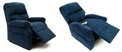 Mega Motion LC 362 Electric Power Recline Easy Comfort Lift Chair Recliner