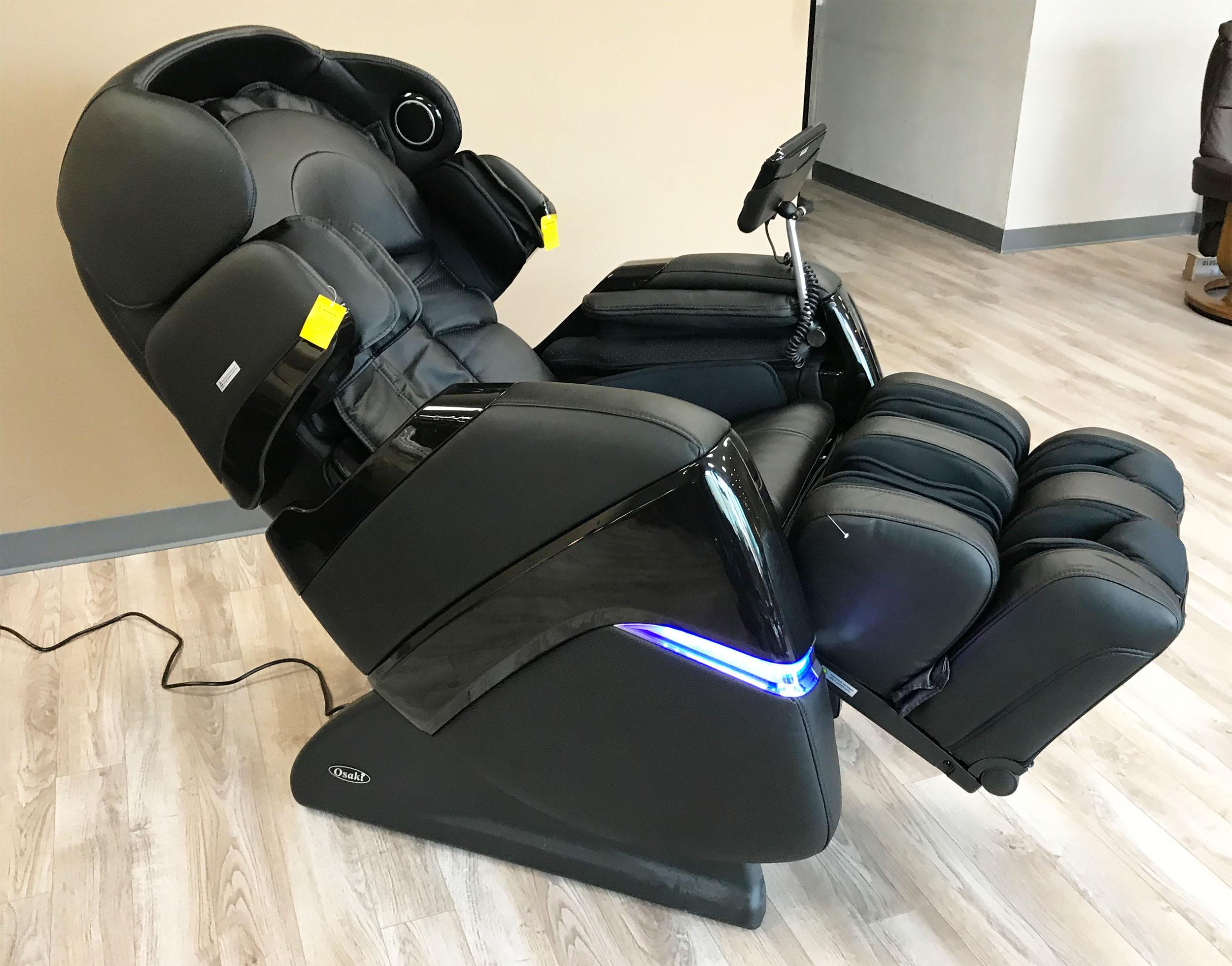Osaki OS 3D Pro Cyber Massage Chair Recliner
