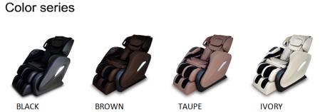 Osaki OS Pro Marquis Zero Gravity Massage Chair Recliner Colors