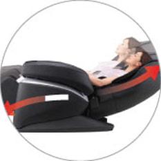Osaki Japan Premium 4 0 4d Massage Chair Stretching Heat